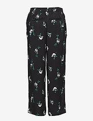 Minimum - Ingelil - pantalons larges - black - 1