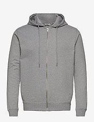 Minimum - ville - hoodies - light grey melange - 0