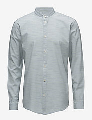 Minimum - odden - chemises shirts - soft blue mel - 0