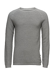 Hanson - LIGHT GREY MELANGE