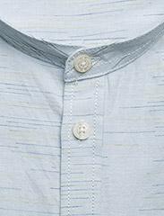 Minimum - odden - chemises shirts - soft blue mel - 2