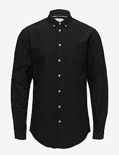Jay - basic skjortor - black