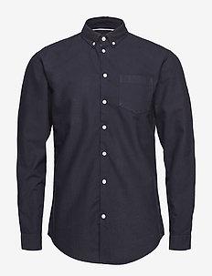 Jay - basic skjortor - dark navy