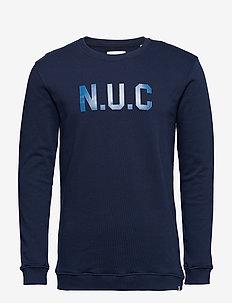 Campi - sweatshirts - navy blazer