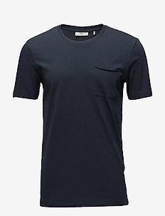 Nowa - kortærmede t-shirts - dark navy