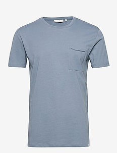 Nowa - basic t-shirts - bluestone