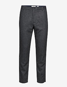 ugge 2.0 - puvunhousut - navy blazer mel