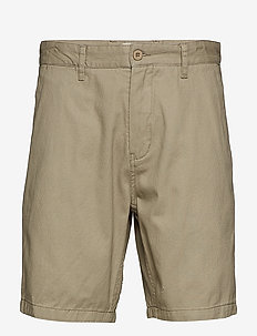 frede 2.0 - chinos shorts - khaki