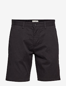 frede 2.0 - chinos shorts - black