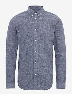 jay 2.0 - basic skjortor - sargasso sea