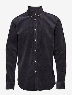 walther - casual skjortor - dark saphire