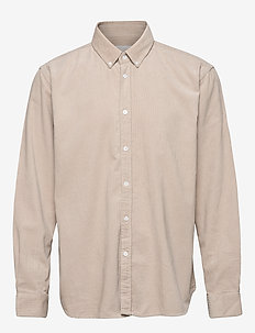 walther - casual skjortor - stone