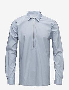 joshua - business skjortor - soft blue