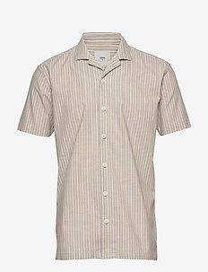 emanuel - kortärmade skjortor - seneca rock