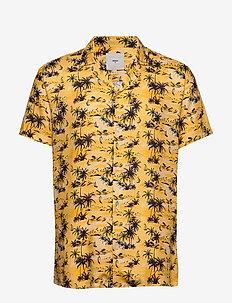 emanuel - kortärmade skjortor - samoan sun
