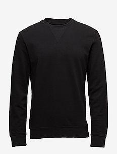 sejr - basic sweatshirts - black