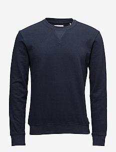 sejr - basic sweatshirts - navy blazer