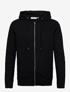 ville - hoodies - black