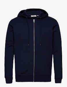 ville - hoodies - dark saphire