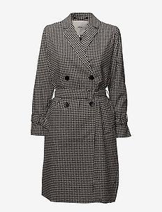 Zophie - cienkie płaszcze - black