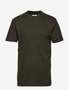 aarhus - basic t-shirts - racing green