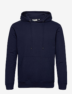 storms - hoodies - dark saphire