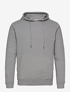 storms - hoodies - light grey melange