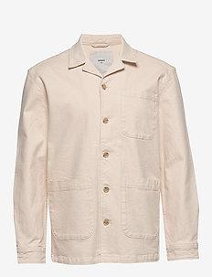 depp - basic skjorter - ecru