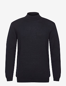 aagaard - basic knitwear - black