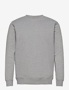 scar - sweats - light grey melange