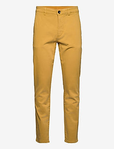 darvis - chinos - dried tobacco