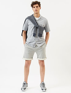 emanuel - kortärmade skjortor - sargasso sea