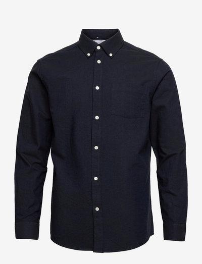 charming - linnen overhemden - navy blazer
