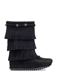 3-Layer Fringe Boot K