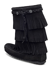 3-Layer Fringe Boot K