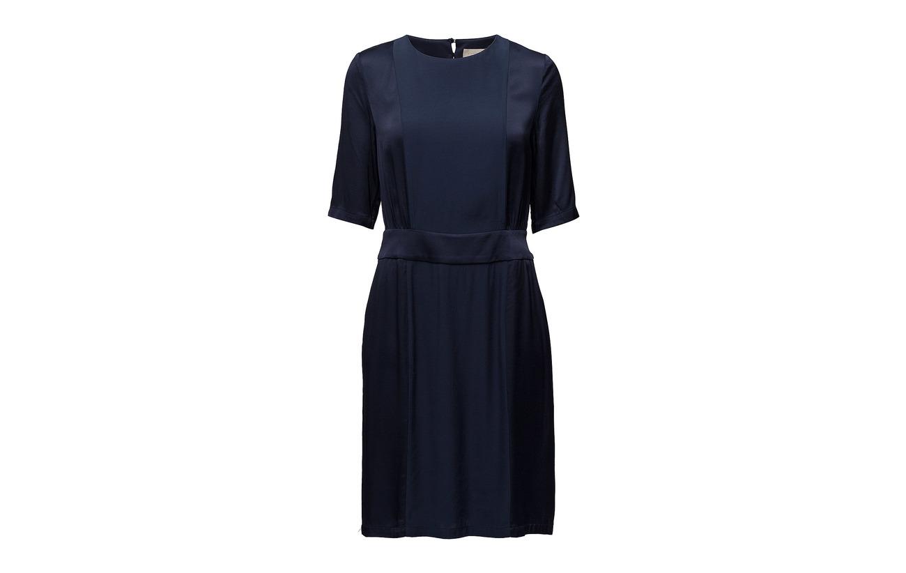 Viscose Iris Dress 100 Beck Black Minus q4CwzRn