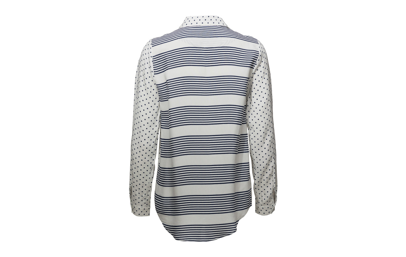 100 Iris Minus Black Shirt Berta Viscose qxx6Rf1w