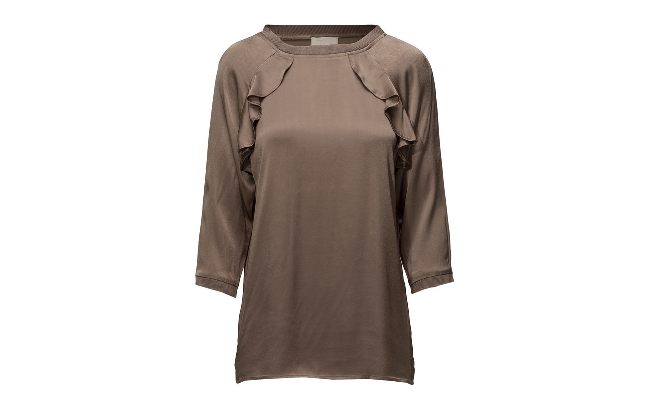 Fossil Minus Blouse Ayla 100 Viscose qHnfRnS