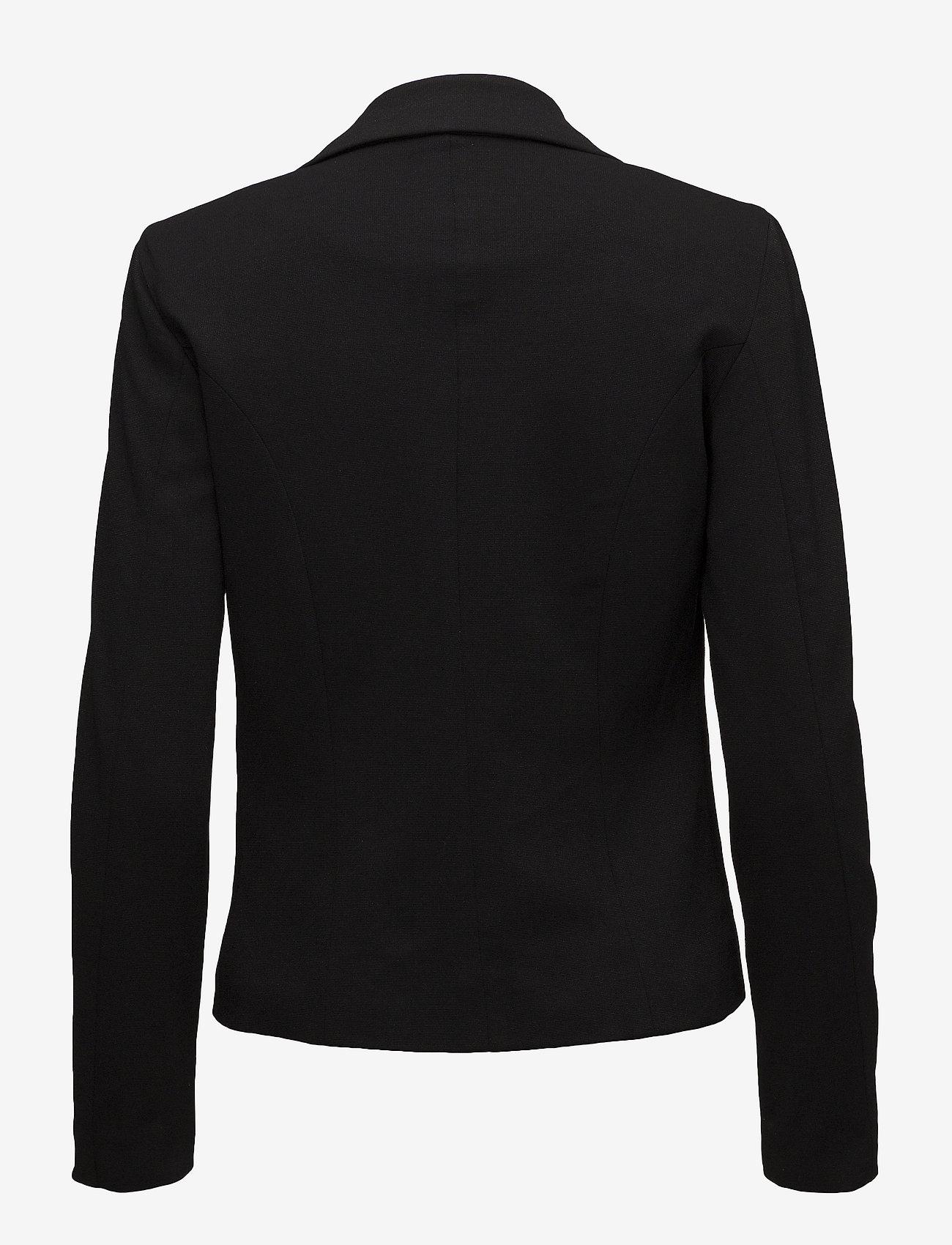 Minus - Carmen blazer - blazers - black - 1