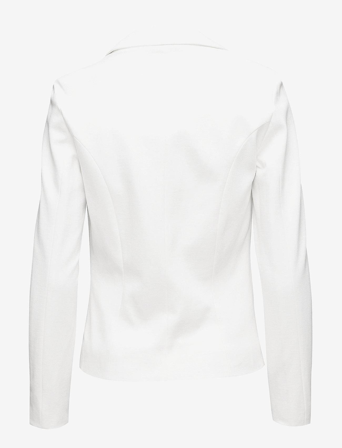 Minus - Carmen blazer - blazere - broken white - 1