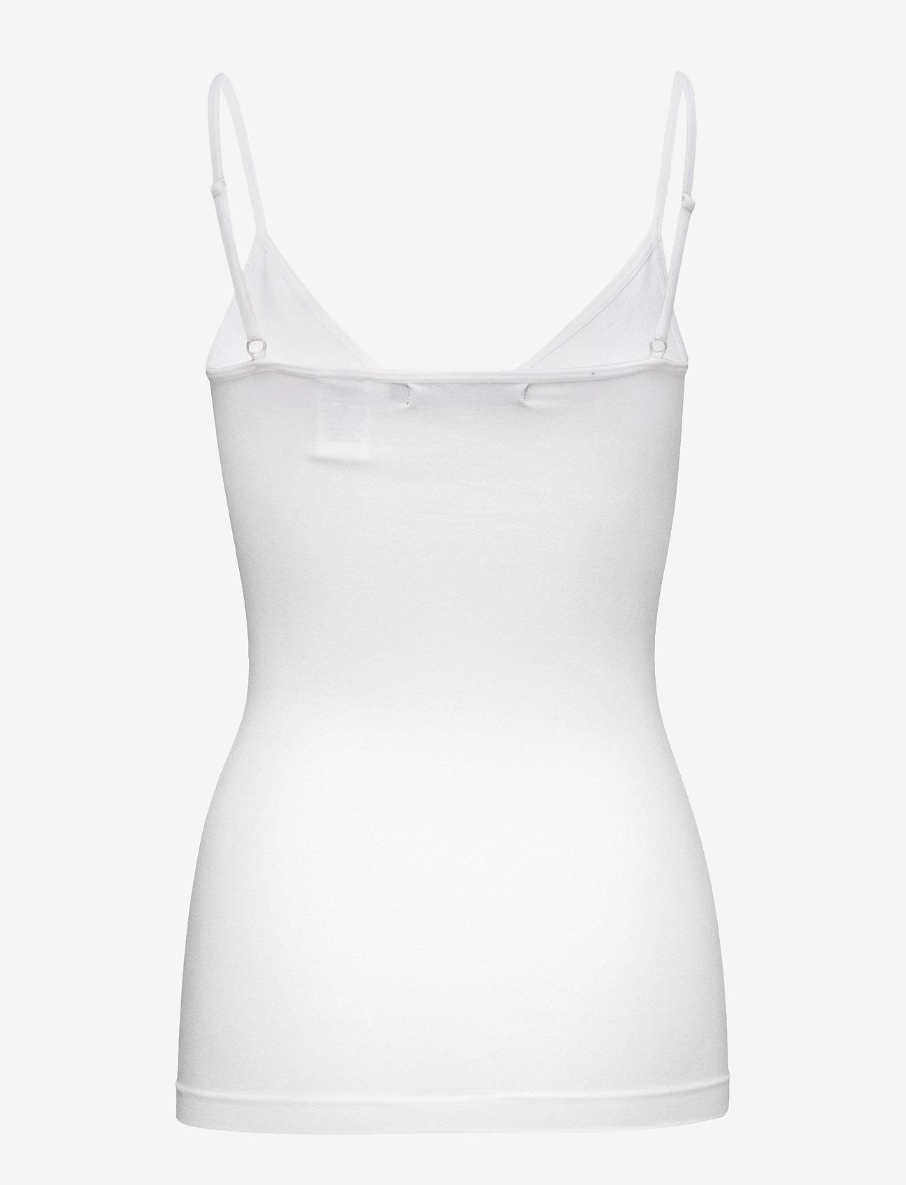 Minus - CELINA top - sleeveless tops - white