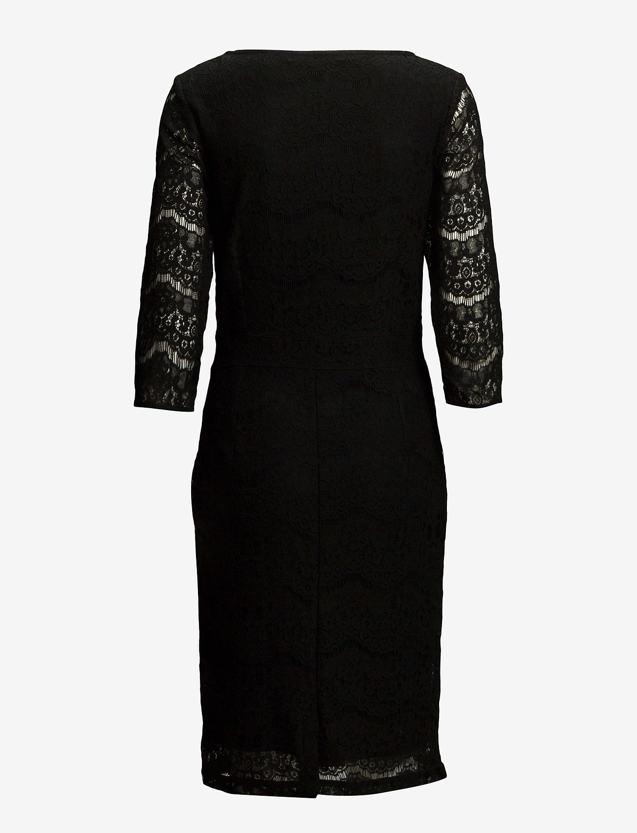 Minus - Anastacia dress - bodycon-kjoler - black - 1