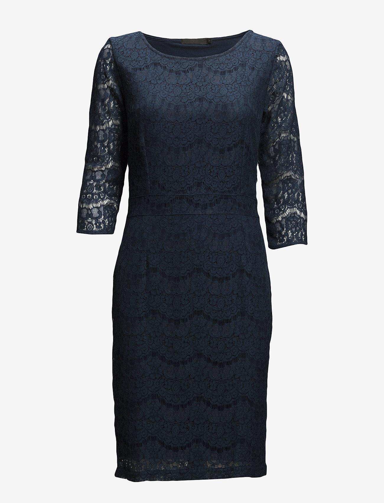 Minus - Anastacia dress - bodycon jurken - black iris - 0