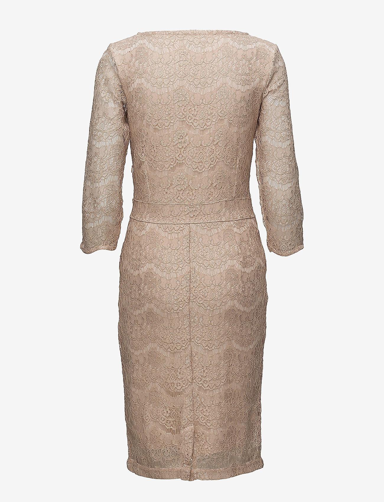 Minus - Anastacia dress - bodycon jurken - nude smoke - 1