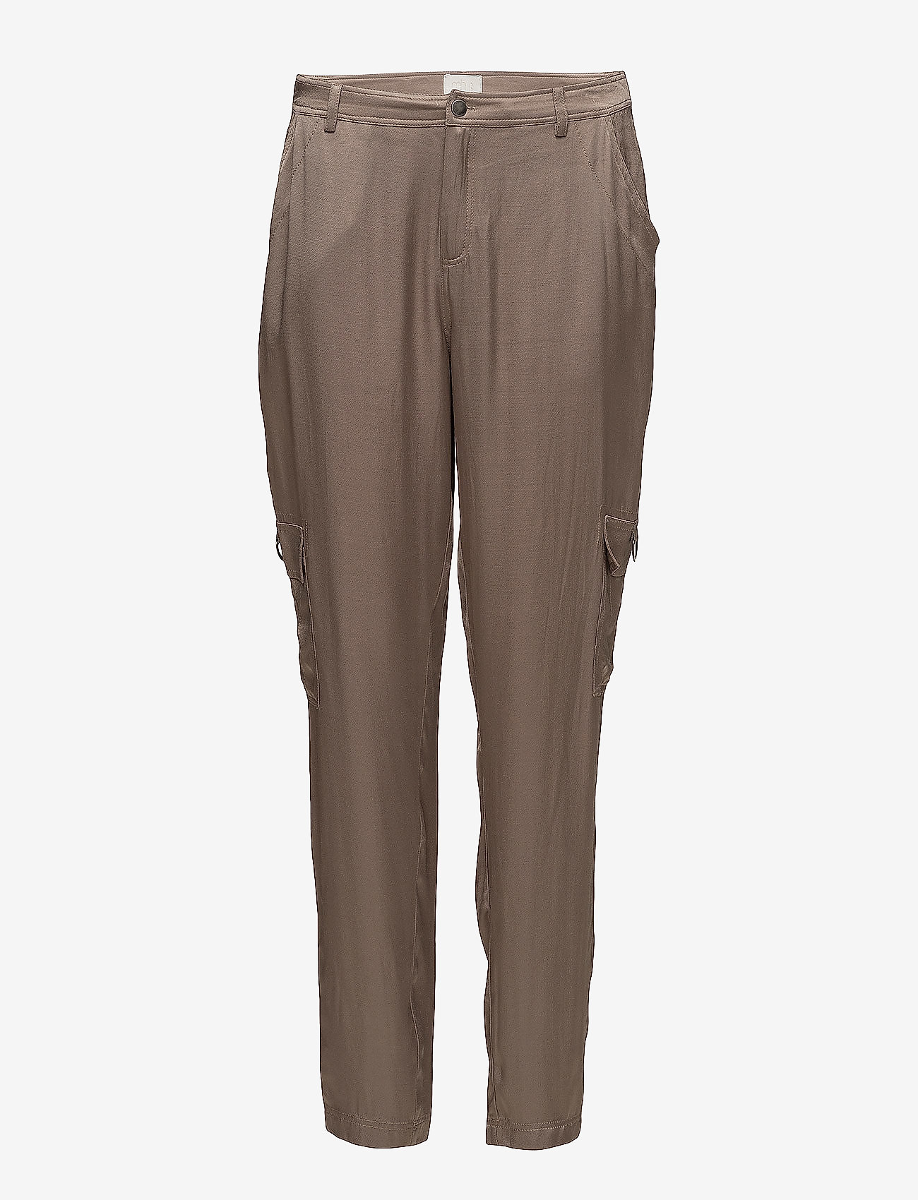 Minus Anthonia pants - Trousers FOSSIL