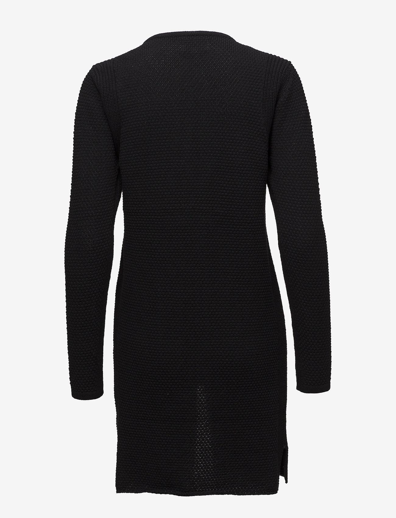 Minus - Vibe cardigan - cardigans - black - 1