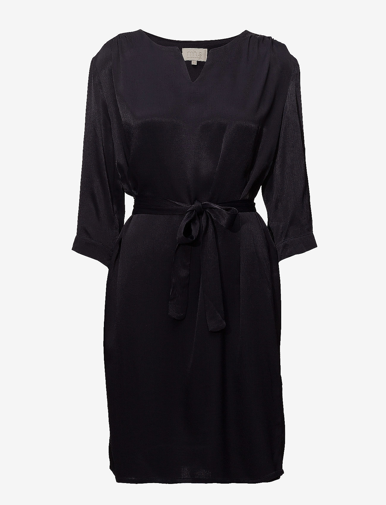 Minus Agnete dress - Dresses BLACK IRIS
