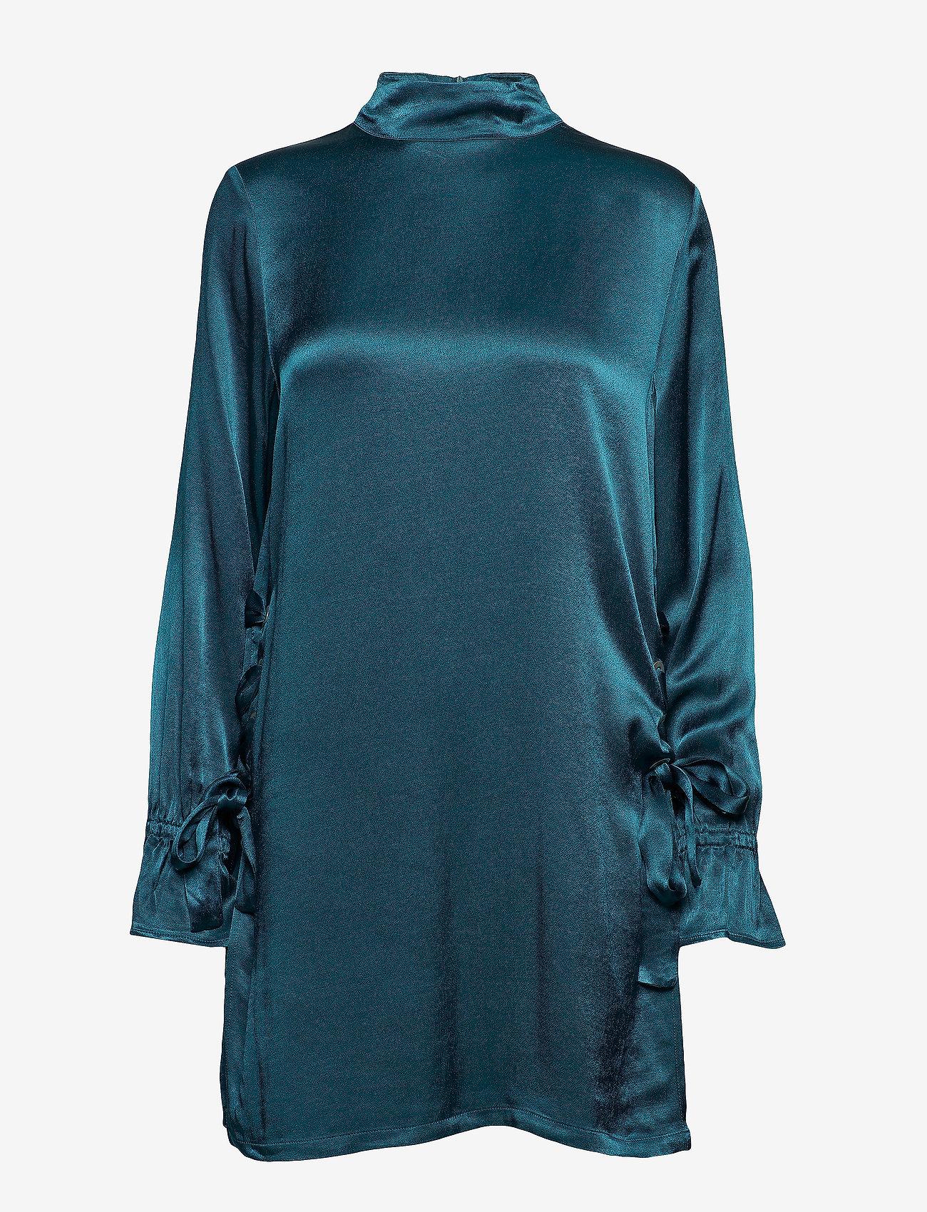 Minus Gwyneth dress - Dresses FIR GREEN