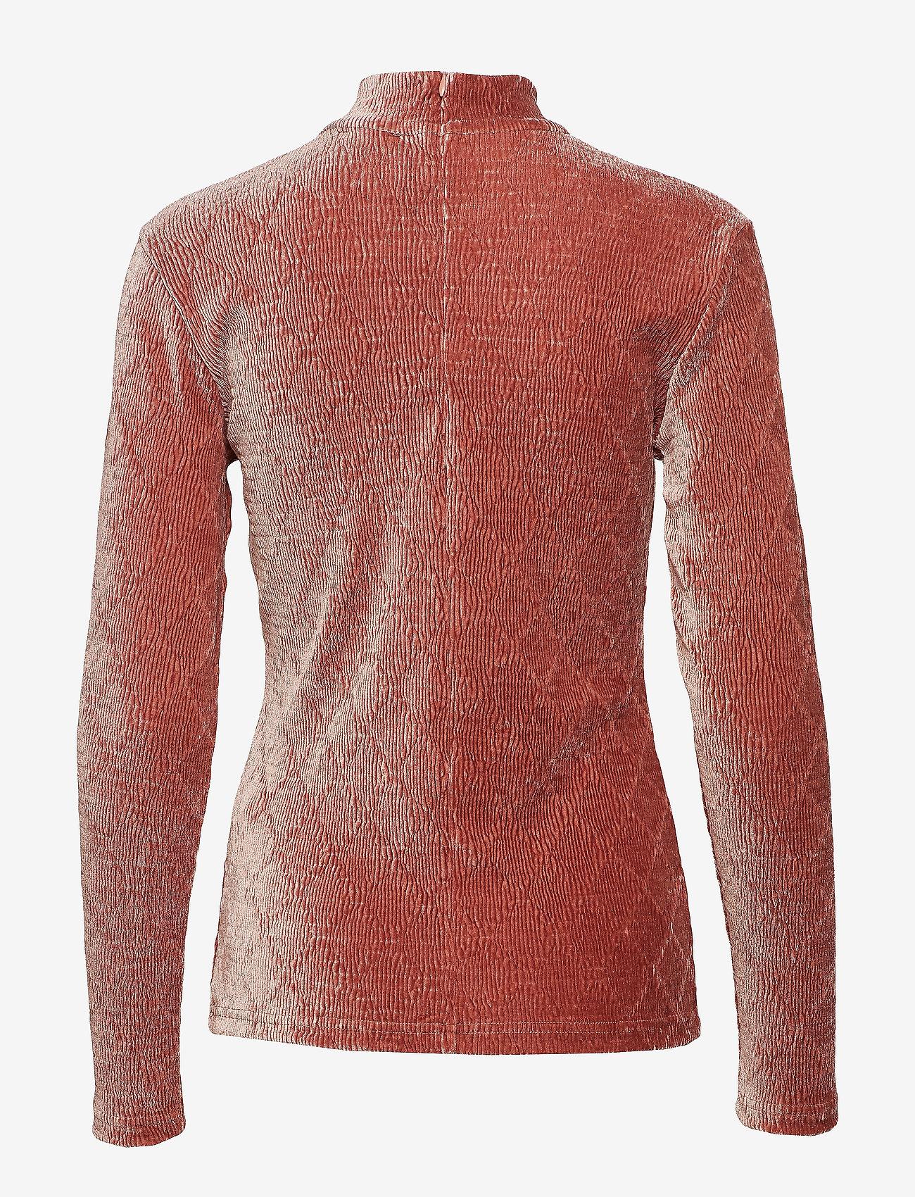 Minus Dakota blouse - Blouses & Shirts BLUSH
