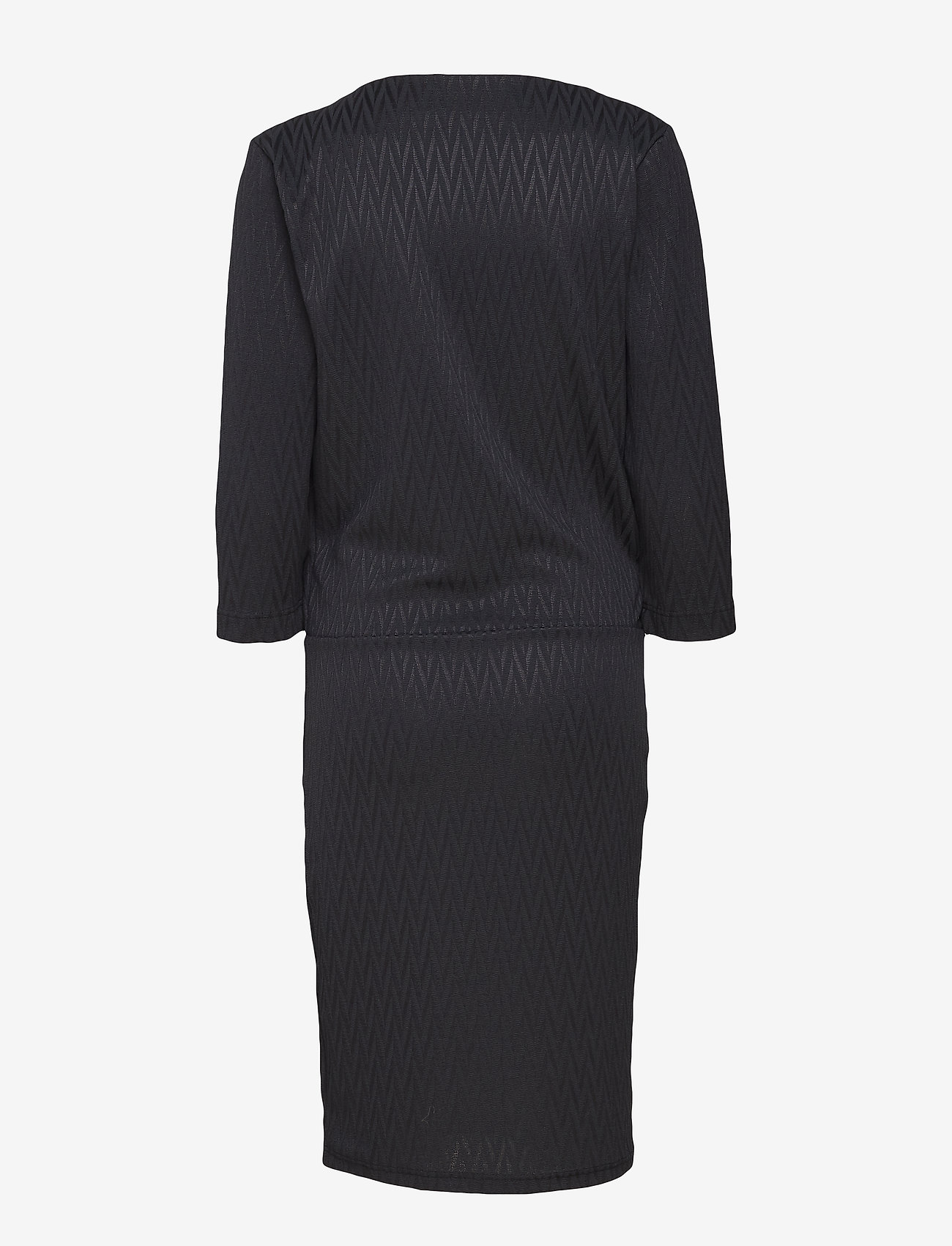 Minus - Delia dress - midi dresses - black